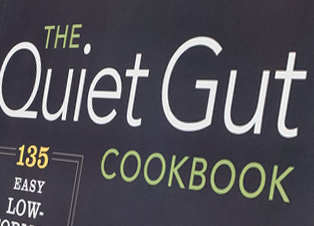 The Quiet Gut Cookbook: Sign up to receive 135 recipes