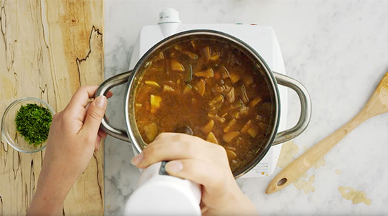 Curried Squash Soup with Coconut Milk Recipe